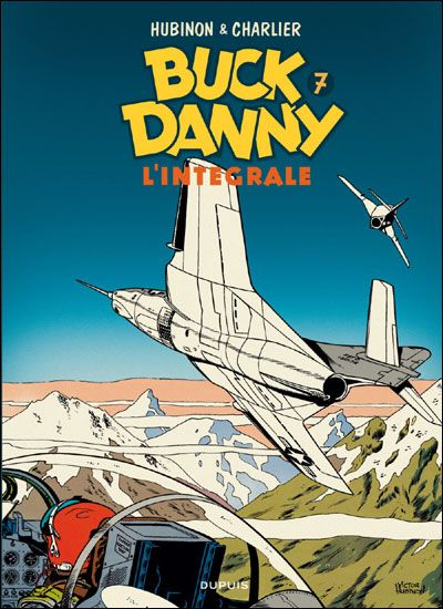 Buck Danny, l'intégrale 7, superbe, chez Dupuis - http://www.ligneclaire.info/buck-danny-lintegrale-7-superbe-chez-dupuis-337.html