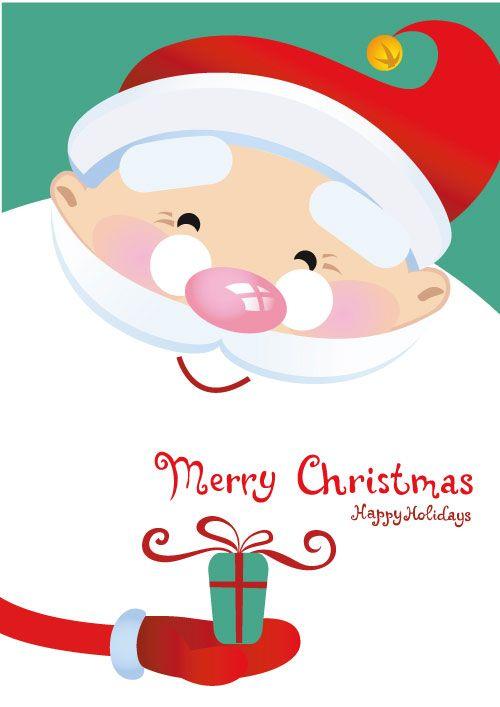 50 Packs con Vectores de Navidad gratis! | Puerto Pixel | Recursos de Diseño..