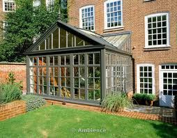 grey conservatory - Google Search