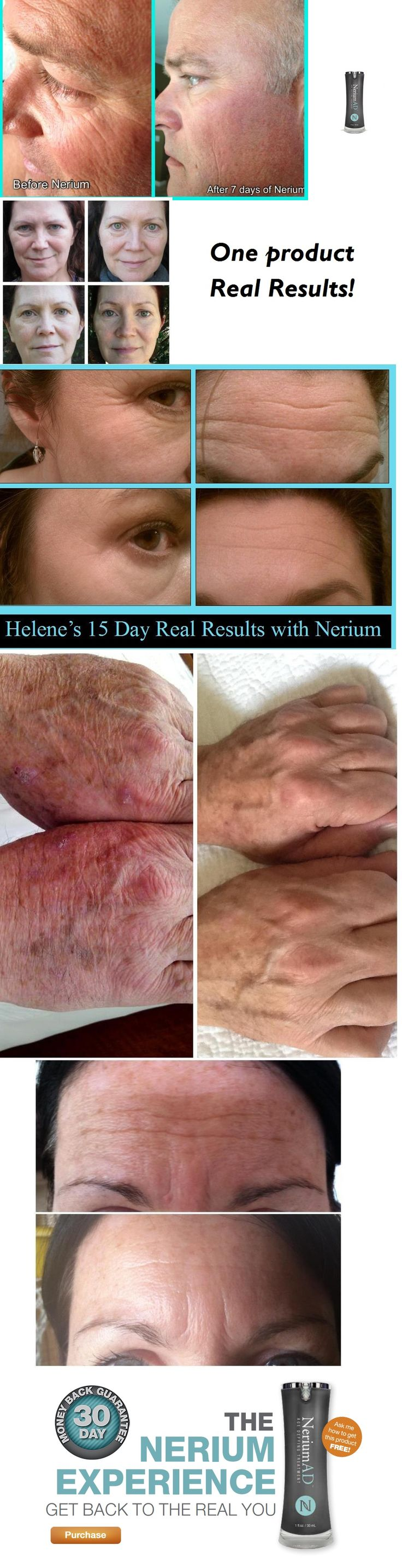 Nerium AD, one product...REAL Results! $80.  www.danaleejeu.nerium.com   www.facebook.com/danaleejeu.nerium to learn how to order!