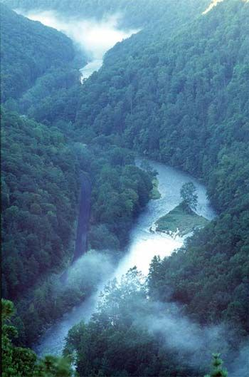 pennsylvania grand canyon -- Been there actually, but would not mind going back!