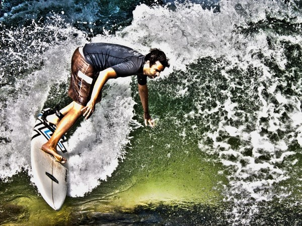 Eisbach Styles - photography by JENzARTz