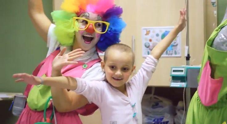 Doe Medula Óssea – Campanha do Hospital Nossa Senhora das Graças (inspirada pelo Seattle Children's Hospital.)