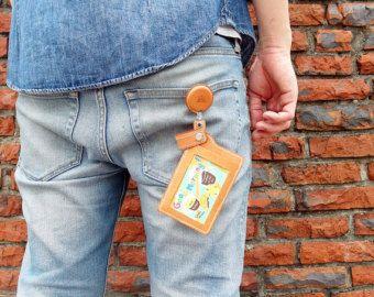 City Ronin / Multifunctional ID Badge Holder / Lanyard Kit