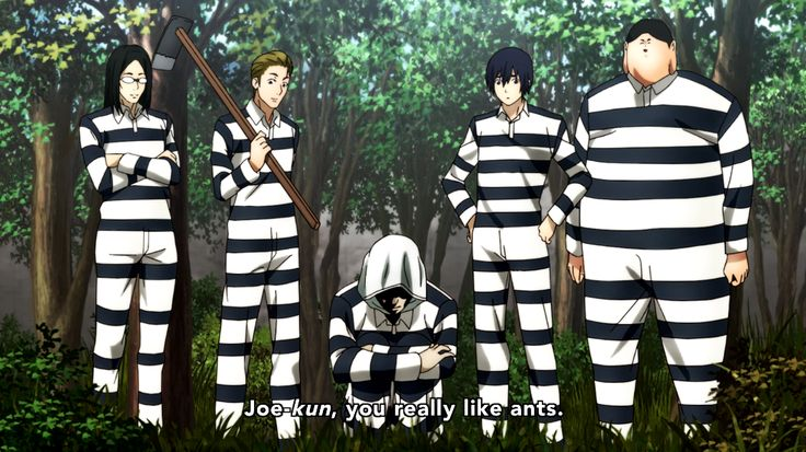 cosplay prison school