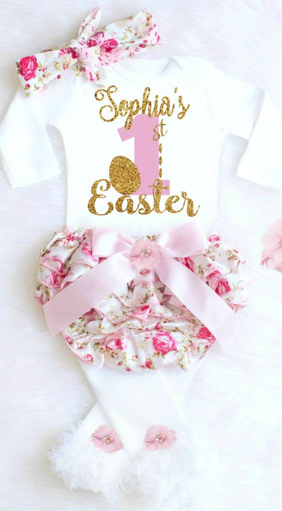 43093ba5e238 First Easter Outfit Girl 1st Easter Outfit Baby Girl Easter Outfit Newborn  Easter Dress My First Easter Girl Newborn Easter Outfit