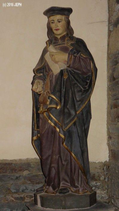 St Yves, église de Plouguernével (22)