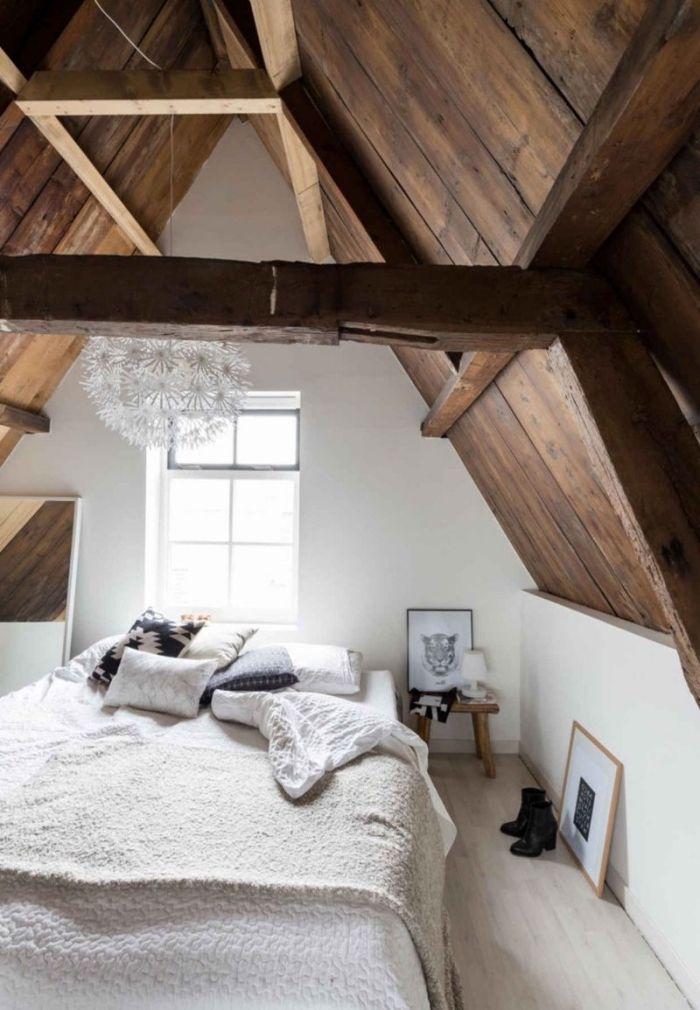 1001 Exemples Parfaits Dune Chambre Sous Combles Bedrooms