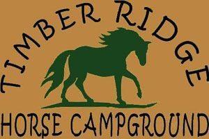 Timber Ridge Horse Campground Big South Fork Park campground full hookup campsites campground campsite electric water RV Horse Camping
