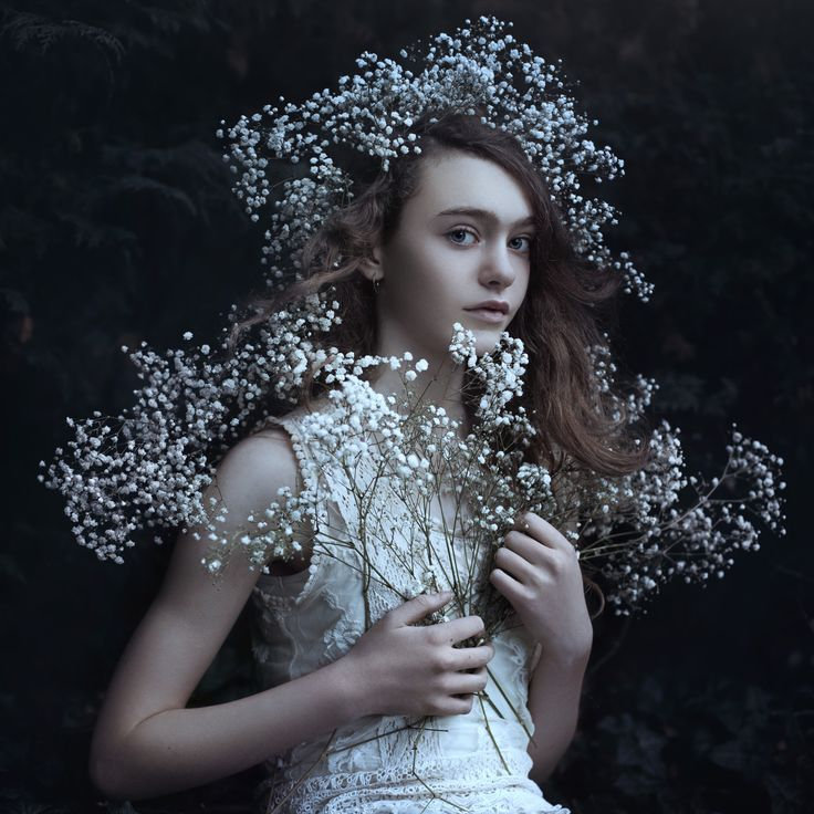Gypsophila by Bella Kotak