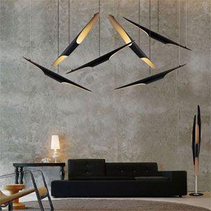 Delightfull - Colrane suspension lamp @Archive Galata