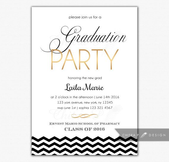 94 best Gift ideas images – 2015 Graduation Party Invitations