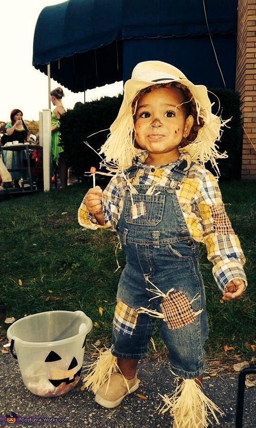 Baby Scarecrow Costume