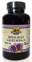View our Royal Jelly capsules in the Bee Pollen Buzz Royal Jelly store.