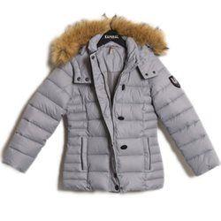 Doudoune Kaporal Enfant Fille Pinky Grey KAPORAL 5 - Manteau, blouson