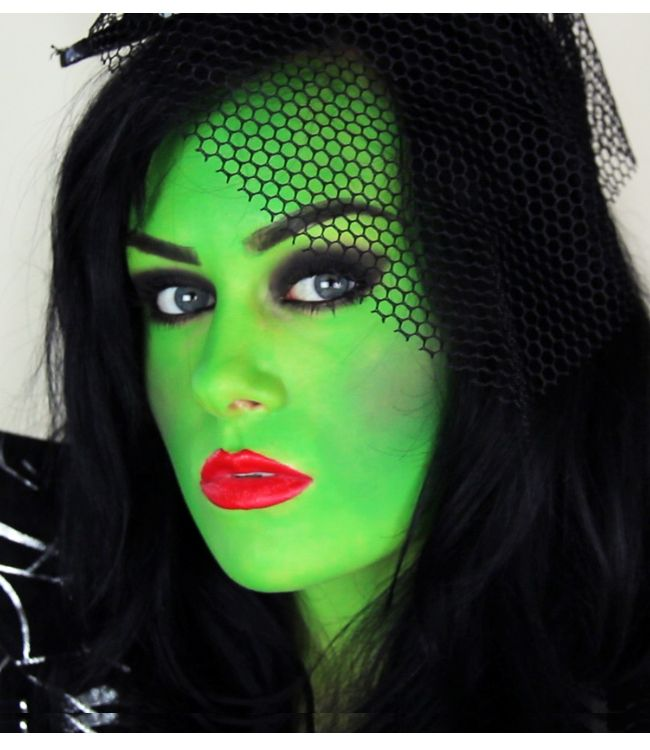 37 best images about Witch makeup on Pinterest