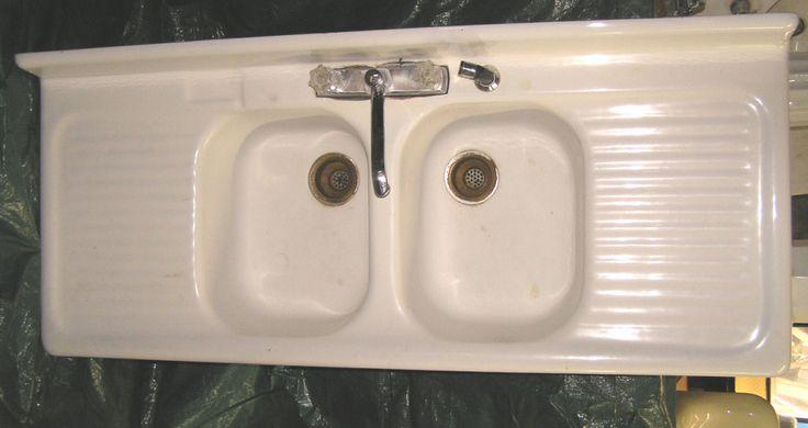 Kitchen:Sold Antique Kitchen Sinks Vintage Kitchen Sinks Ebay Antique Retro Kitchen Faucets and Sinks Ideas For New Vintage Kitchen Design S...
