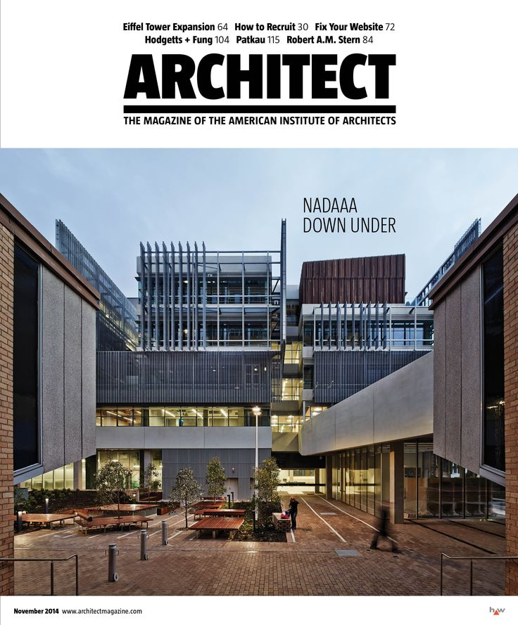 November 2014  Architect MagazineDesign ...