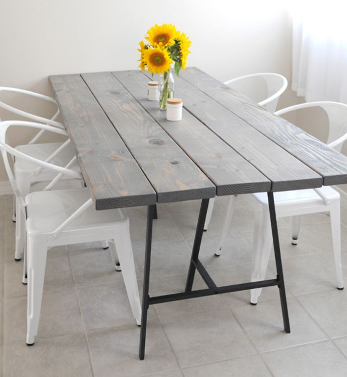 6 DIY Tables to Try