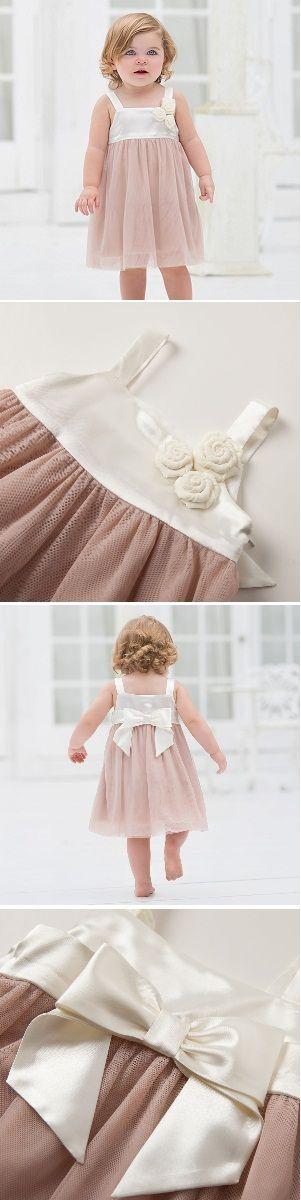 Baby girl beautiful dress  www.davebella.co.uk
