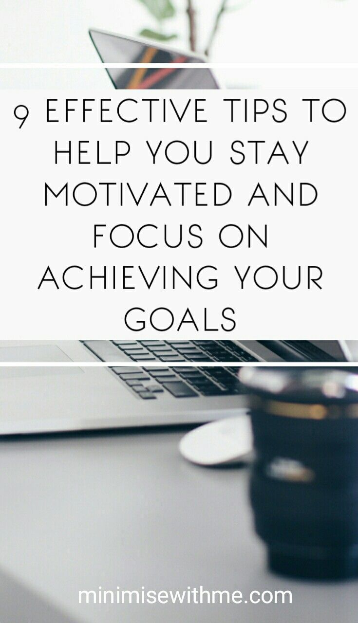 "This past week I've been sick and lacking energy and decided to channel it into a post about how to stay motivated in order to achieve your goals!  We all have bad days or weeks but it is important to not give up and ""Drudge Through the Drudgery"". Check out the post to learn tips for how to stay focused in order to achieve your goals in times where motivation is lacking!"
