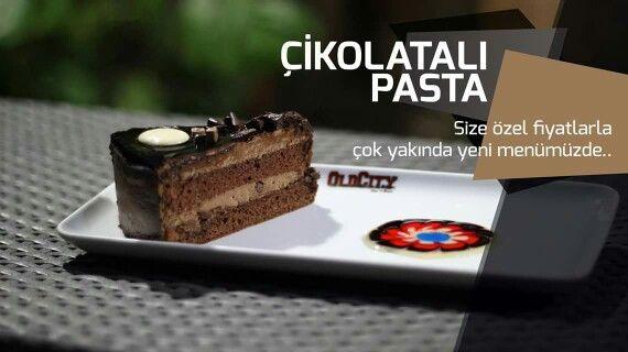 Çikolatalı Pasta | OldCity Cafe & Bistro
