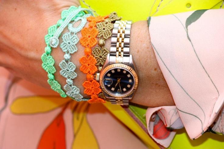 Cruciani! The it bracelets!!