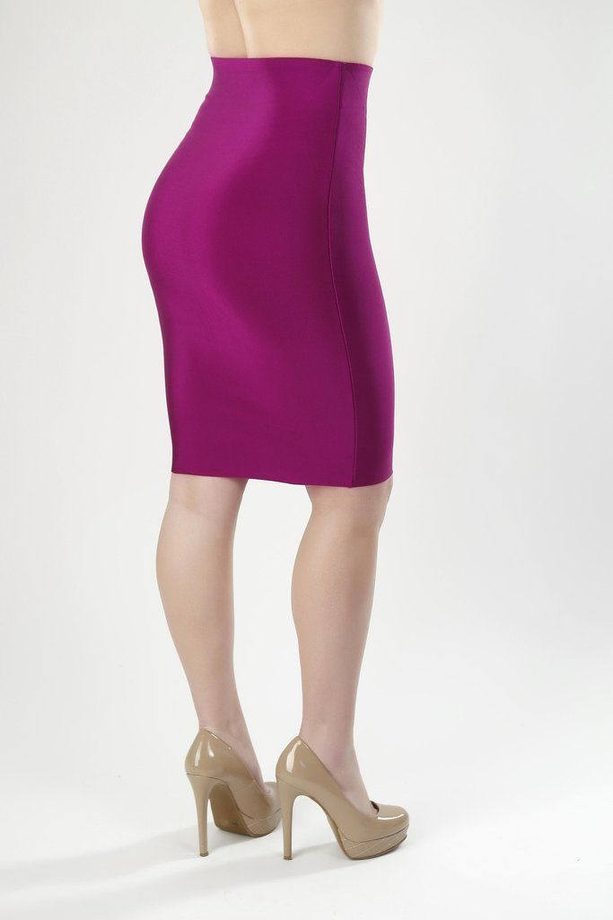 All of those squats weren't for nothing! Show off your curves in the Give a Heart Pencil Skirt. You can rock this skirt anywhere from the boardroom to happy hour. The proceeds from this skirt will help women in Tanzania learn English & business skills so they can become financially independent. Find it at rebelliaclothing.com