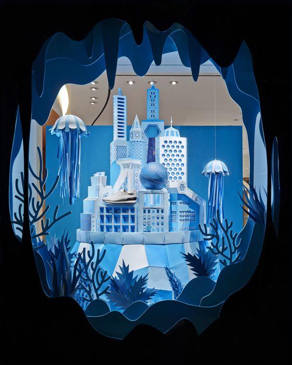 Atlantis by Zim & Zou, via Behance