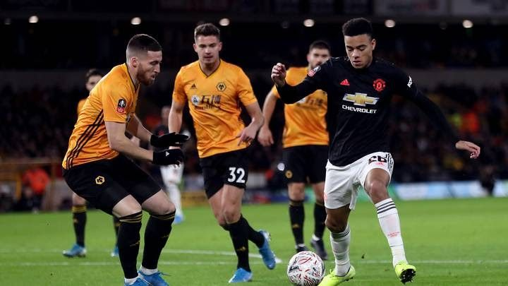 Manchester United Vs Wolves Fa Cup Channel Di 2020