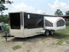 Cargo Trailer Conversion Floor Plans