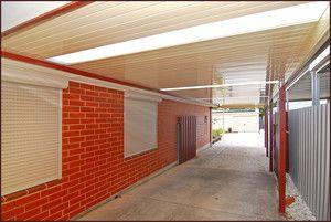 DMV Designs - Adelaide carports Lysaght colorbond steel