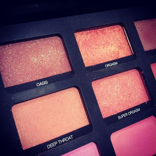 If anyone wants to buy me NARS orgasm blush I'd be very appreciative...anyone?...no?...