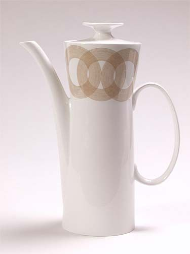 \u0027Olympic\u0027 coffee pot designed for Hostess Tableware by John Russell. & 36 best Pottery / Hostess Tableware images on Pinterest | Dinnerware ...