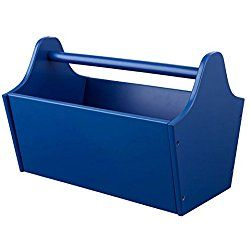 KidKraft Nursery Toy Caddy - Blue