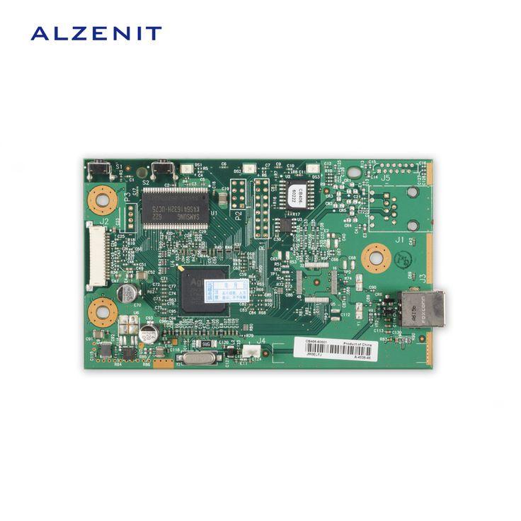 ALZENIT For HP 1022 Original Used Formatter Board CB406-60001 Mainboard LaserJet Printer Parts On Sale #Affiliate