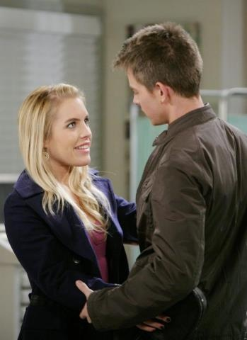 Who is starr dating on general hospital