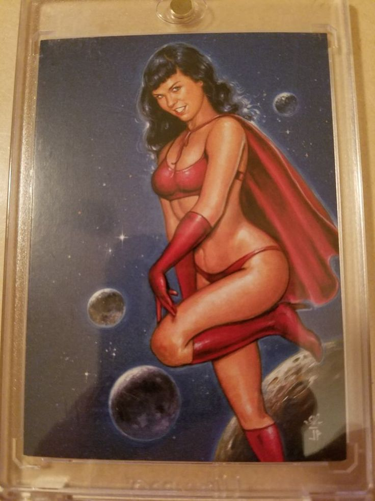 Bettie Page Private Collection Rare Non Sport Update BP9a-NSU Promo Trading Card