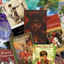 Young adult adventure books
