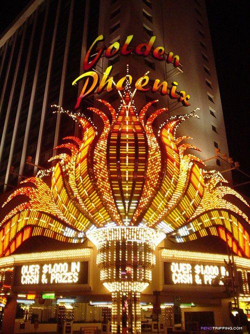 Reno Casino Neon Signs