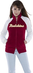 Washington Redskins Women's Full Zip Velour Cheer Jacket - Touch by Alyssa Milano $43.99 http://www.fansedge.com/Washington-Redskins-Womens-Full-Zip-Velour-Cheer-Jacket---Touch-by-Alyssa-Milano-_-1377958170_PD.html?social=pinterest_pfid32-09926