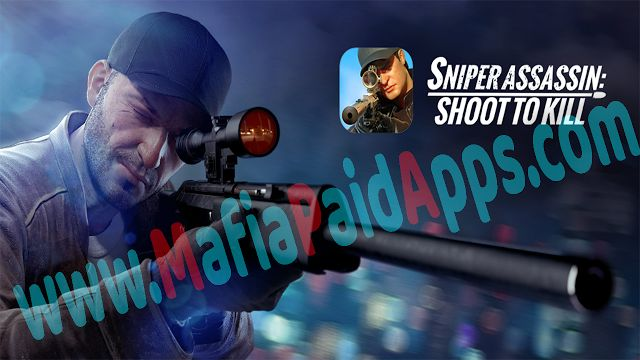 Sniper 3D Assassin 2.8.2 Mod (Unlimited coinsDiamondAd Free) APK for Android   AIM and SHOOT! Download now for FREE one of the best fps shooting games! Start the killing: FIGHT the global war on crime and become the ULTIMATE SHOOTER.  Get yourself a gun and start shooting.  Sniper 3D Assassin in 7 words: great gameplay awesome visuals and entertaining missions. And best of all? It's a free fps game to pass the time!  - Ultra REALISTIC 3D graphics and cool animations - HUNDREDS of thrilling…