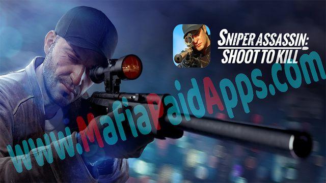 sniper 3d assassin mod apk 2.2.5
