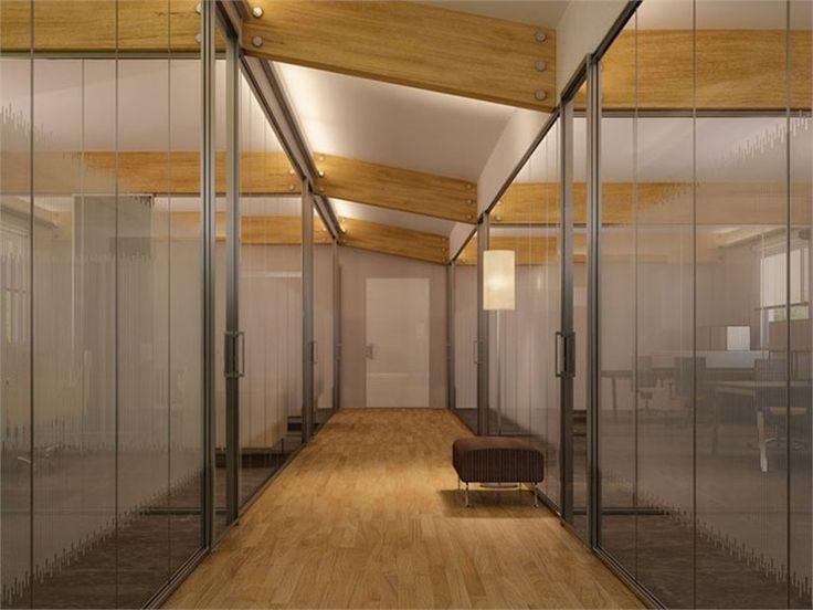 17 mejores ideas sobre pared divisoria en pinterest for Mamparas de oficina