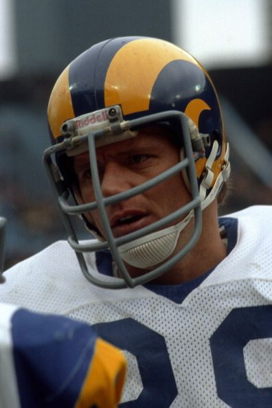 """DE Fred Dryer L.A. Rams; on Sept. 6, 1981 after watching the Rams go behind to the Houston Oiler's and with Dryer benched by Ray Malavasi during the 3ed quarter another fan and I began yelling """"WE WANT DRYER"""" The entire 60,000 stadium took up our chant and we virtually stopped the game. The next day the press claimed that Fred orchestrated the entire thing. He didn't, in fact I have never met him or communicated with him."""