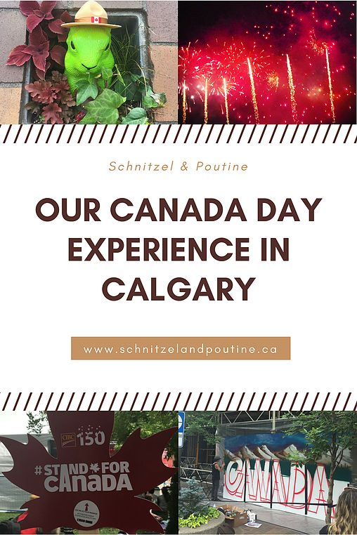 Hi our adventures friends,July 1st Canada celebrated its 150 birthday and the whole country celebrated it with great events, parties and big fireworks. Around