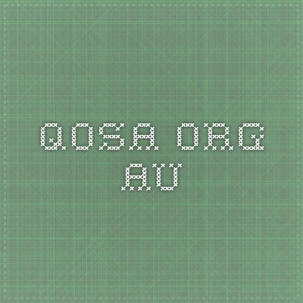 qosa.org.au