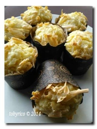 Lemon Cheese Muffin