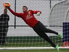 Julio Cesar-----------Brazil Goalkeeper
