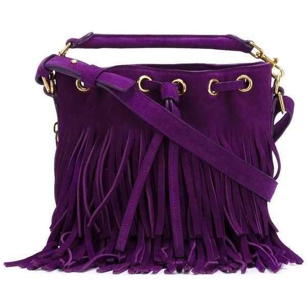 ysl purses on sale - Saint Laurent Emmanuelle Bucket Bag (\u20ac1.740) found on Polyvore ...